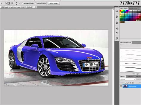 car wallpaper photoshop tutorial adobe photoshop cs5 tutorial how to make a colour