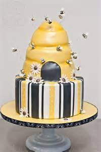 bumble bee hive baby shower cake cake pinterest