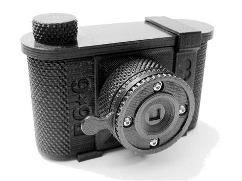 maker camp  printed pinhole camera