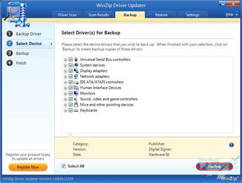 best driver updater software winzip driver updater update all outdated drivers softlay
