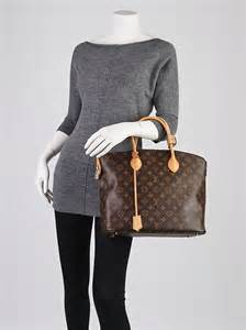 louis vuitton monogram canvas lockit mm bag yoogis closet