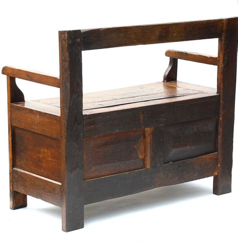 country benches 18th c french oak country bench omero home