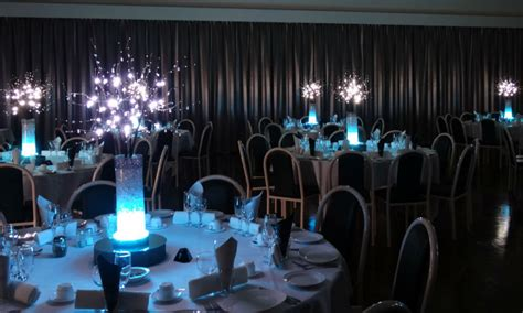 centerpieces with led lights wedding backdrop led lights unique glass vases wedding