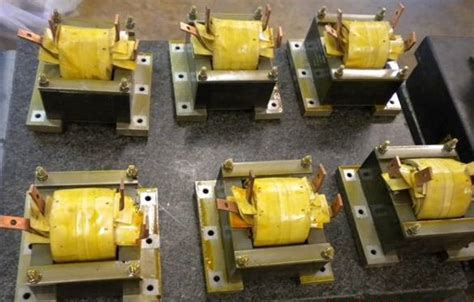 inductor as filter transformers inductors capacitors nwl