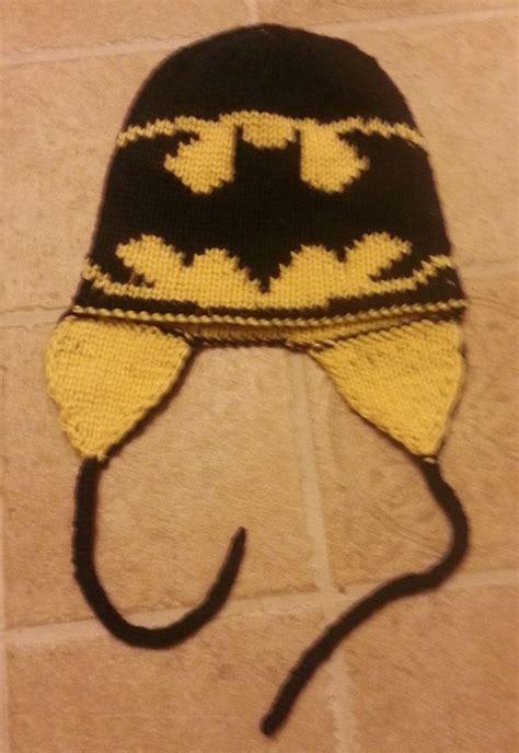 batman knit hat batman knit hat patterns a knitting