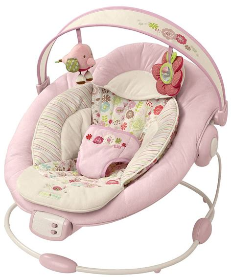 comfort and harmony by bright starts bright starts comfort harmony cradling bouncer pink