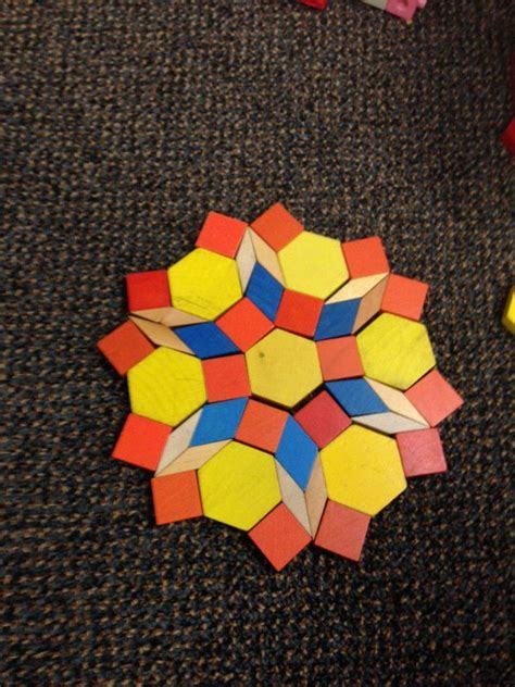 pattern blocks in kindergarten pattern blocks ideas pattern blocks pinterest