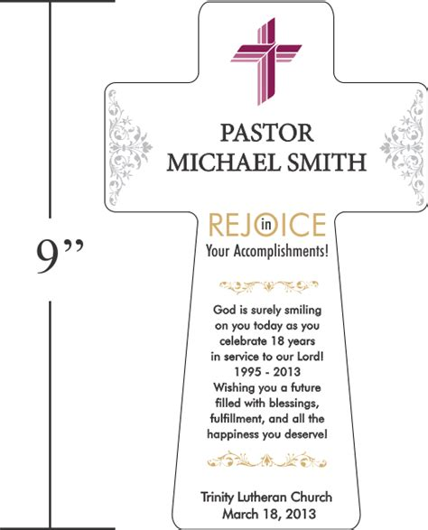 appreciation letter for pastors sle invitation letters pastor anniversary pastors