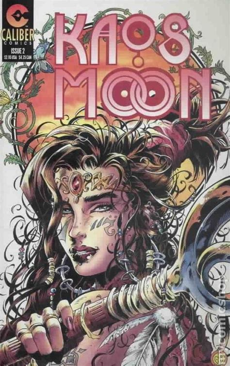 Kaos The Moon kaos moon 1996 comic books