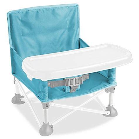 summer infant 174 pop n sit portable booster in aqua bed bath beyond
