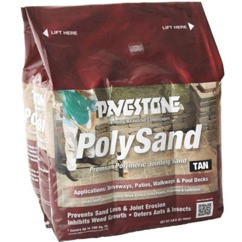 polymeric paver sand 54849 the home depot