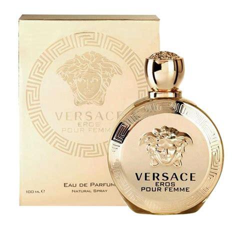 Original Parfum Eros 100ml Edt mychemist versace eros pour femme eau de parfum 100ml