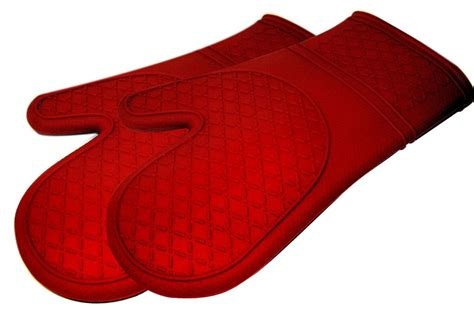 Kitchen Mitts 5 best silicone oven gloves provide protection for