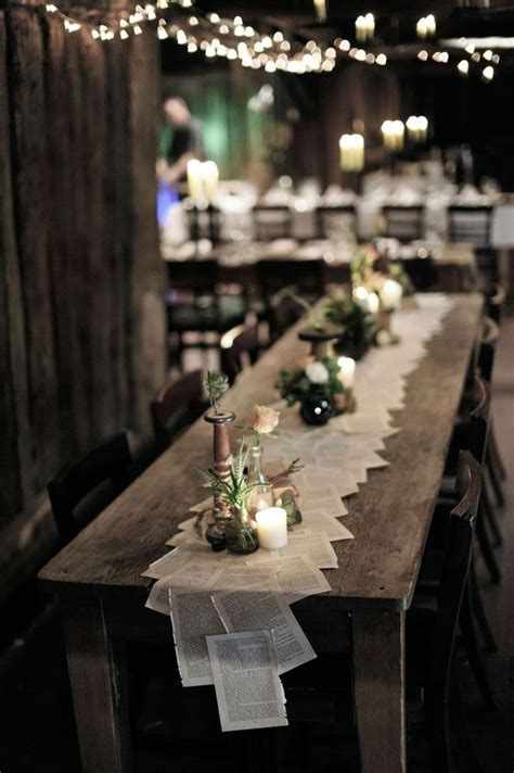 Table Runner Wedding by 25 Best Ideas About Wedding Table Runners On