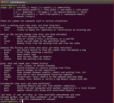git tutorial on ubuntu create an ubuntu desktop 64 bit virtual machine in vmware