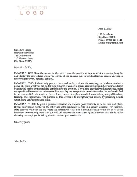 Proper Formatting For A Cover Letter by Cover Letter Proper Business Letter Format 2016 Sle