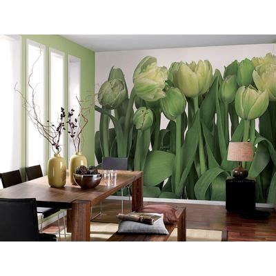 Wall Murals Canada Komar Tulips Wall Mural 8 900 Home Depot Canada 129