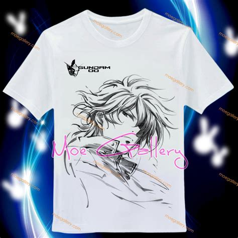 T Shirt Gundam Mobile Suit 7 mobile suit gundam setsuna f seiei t shirt 06 t shirt
