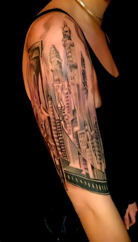 tattoo new york broadway tattoo sleeves colorful modern tattoos majestic tattoo nyc