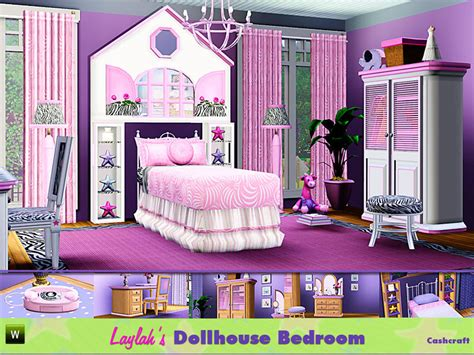 dollhouse bedroom cashcraft s laylah s dollhouse bedroom