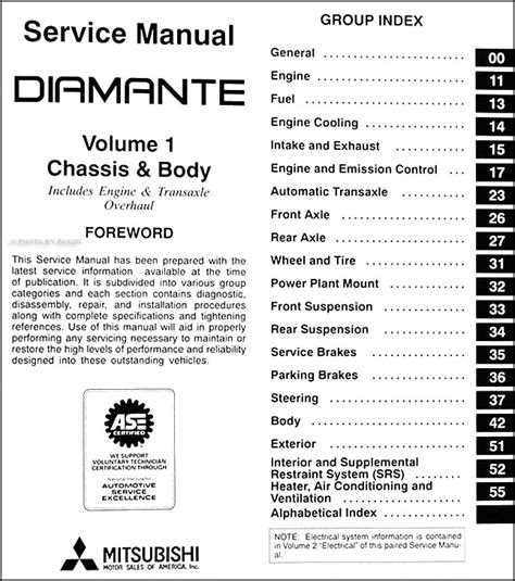 service and repair manuals 1996 mitsubishi diamante user handbook service manual pdf 1997 mitsubishi diamante transmission service repair manuals 2004
