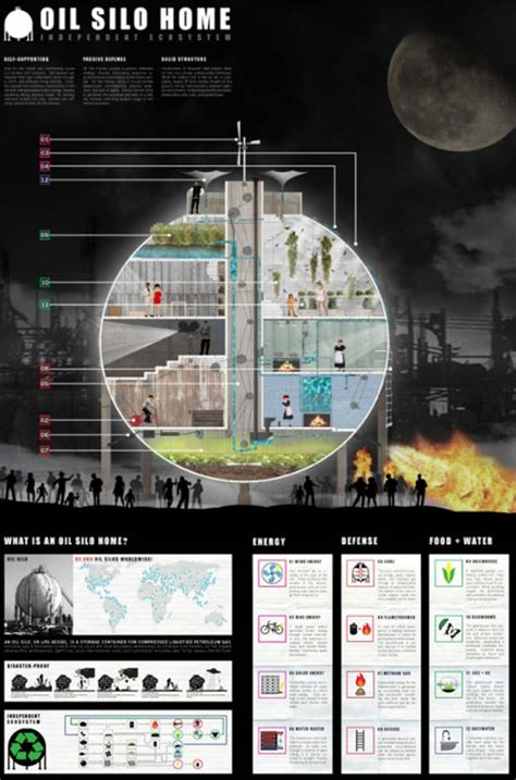 safe house design apocotecture awards 10 zombie proof safe house designs