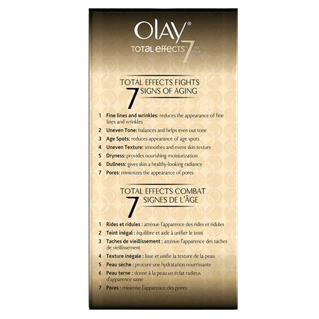 Olay Total Effect Ukuran Kecil olay total effects anti ageing fairness spf15