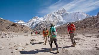 everest base camp trek hike everest travel with rei