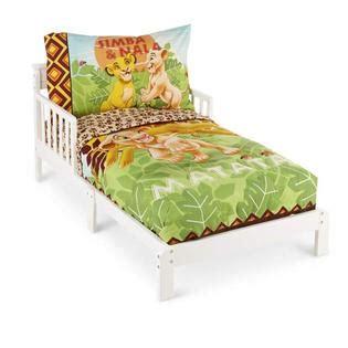 lion king comforter disney the lion king toddler s 4 piece bedding set