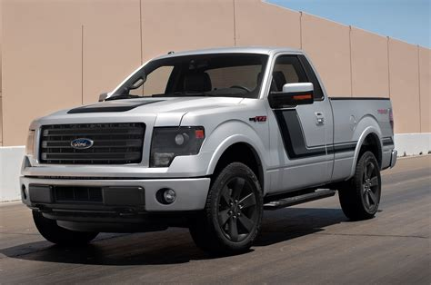 2014 ford f 150 tremor fx4 front view photo 45