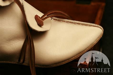 leather reenactment shoes boots for sale