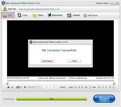 format dvd vob how to split vob files and convert it to youtube format