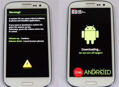 odin android odin android samsung vibrant discover prototype gq