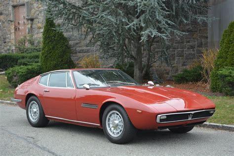 Maserati Dealer Ny by 1970 Maserati Ghibli Stock 20776 For Sale Near Astoria