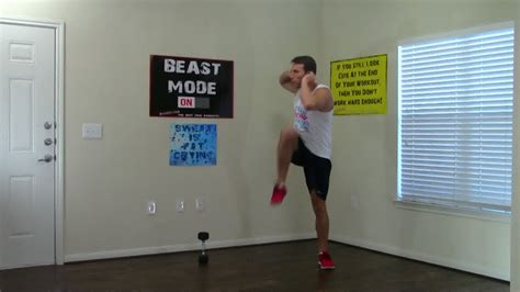 10 minute floor work your without getting on the floor with this