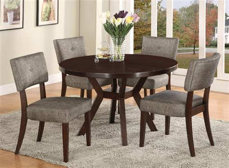 Keyla Set by 5 Dining Table And Chair Set Belfort