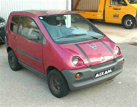 Auto 45 Km H by Aixam 400 Wie Microcar Ligier Mopedauto 45 Kmh Angebote