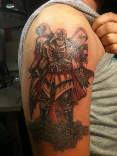 tattoo assassins ac assassin s creed tattoo by cizencocuk on deviantart