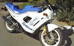 1988 Suzuki Katana 600 Suzuki Gsx600f Cyclechaos