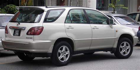 toyota lexus 2004 2004 toyota harrier ii pictures information and specs