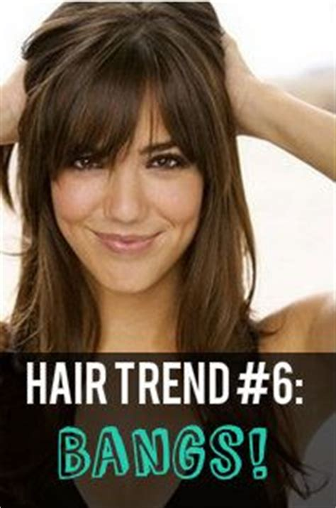 Different Types Of Bangs For Hair by 1000 Images About Fabulous Hair Colors Styles On