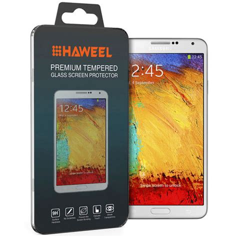 Tempered Glass 9h Samsung Galaxy Note 3 Neo Duos Anti Gores Kaca samsung galaxy note 3 screen protectors gadgets 4 geeks