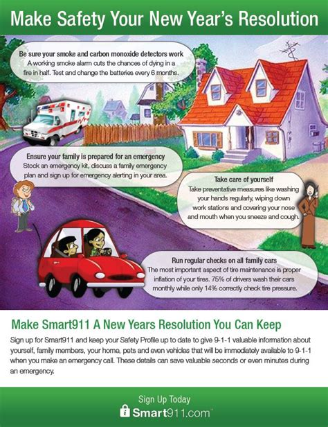 make safety your new years resolution prevention works make a new year s resolution you can keep