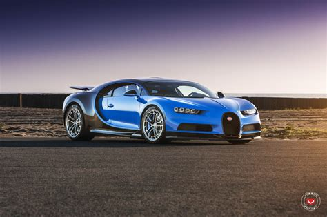 bugatti chiron wheels bugatti chiron gets vossen forged wheels autoevolution