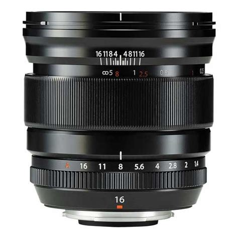 Fujinon Xf16mm F1 4 R Wr fujifilm xf 16mm f1 4 r wr fujinon harga dan spesifikasi