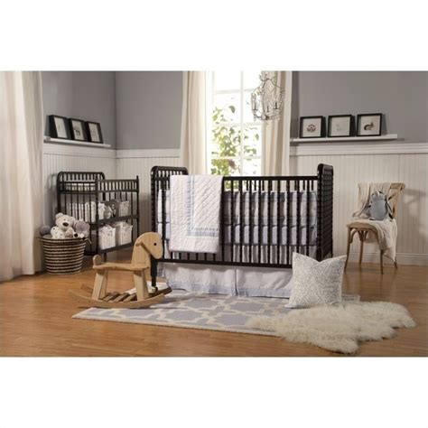 3 In 1 Crib With Changing Table Davinci Lind 3 In 1 Convertible Crib With Changing Table In M7391e M0302ep Pkg