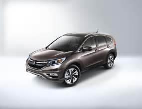 Honda Crv Specials U S 2016 Honda Cr V Special Edition Trim Launched