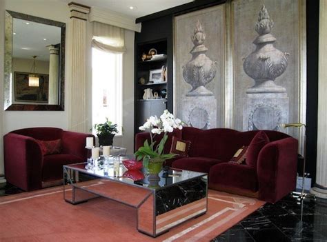 living room mirrored furniture 20 beautiful living rooms with mirrored furniture