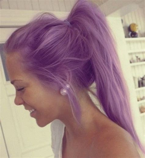 25 best ideas about permanent purple hair dye on