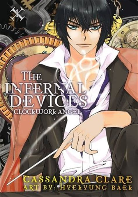 the infernal devices clockwork bookaholic ness book review clockwork by